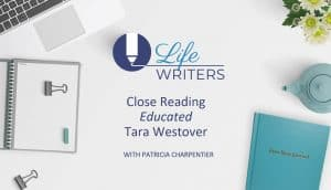 "Life Writers Meeting - ""Educated"" Live Training @ via Zoom"
