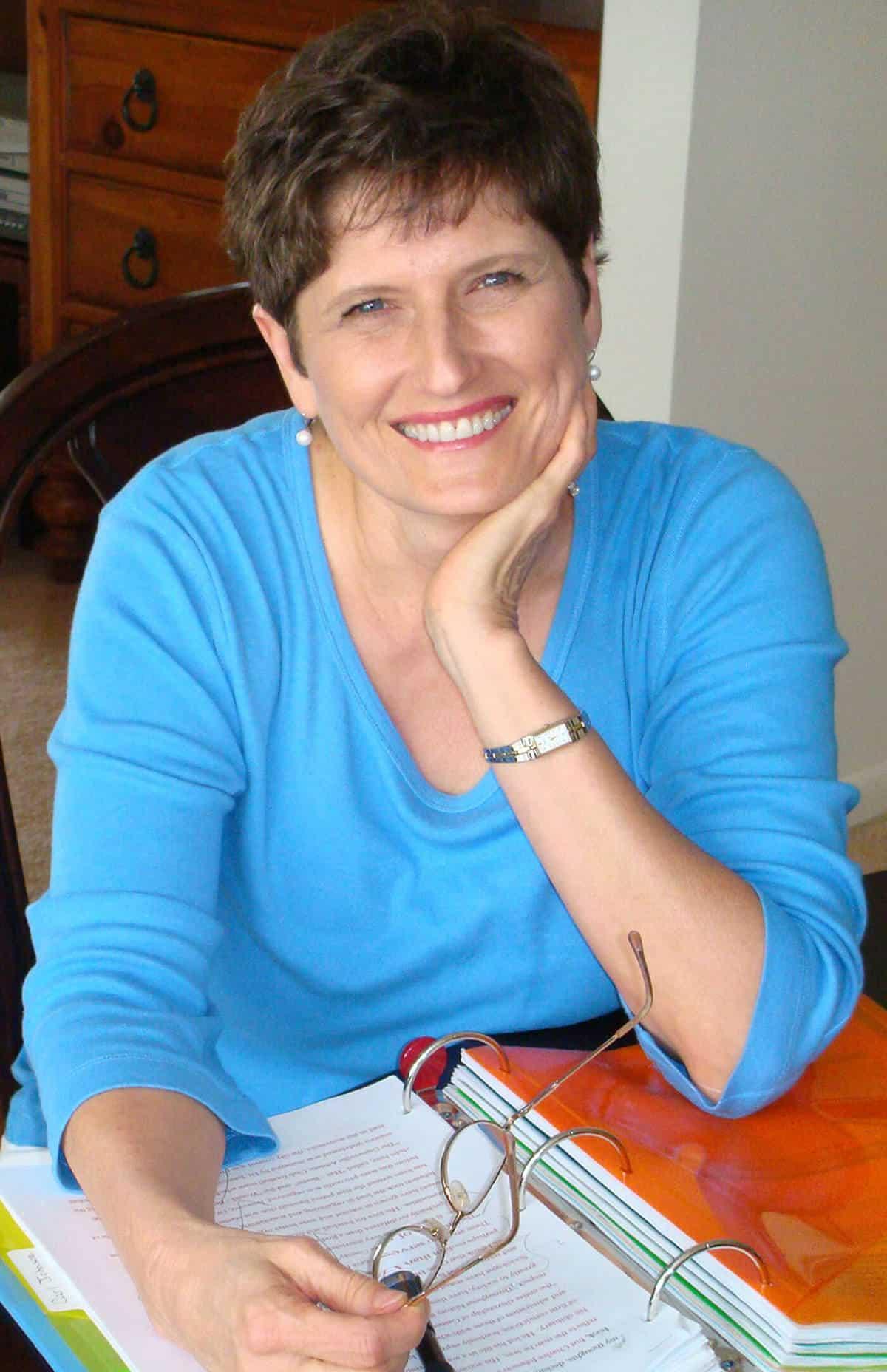 Patricia Charpentier Portrait